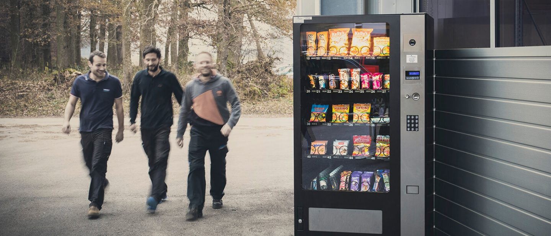 Wagner Vending - Automaten Outdoor