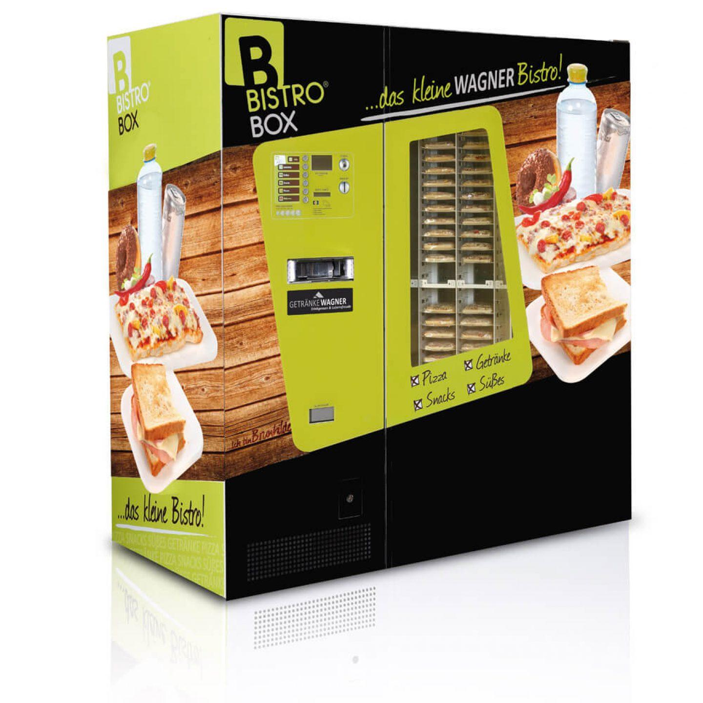 Bistrobox Pizzaautomat