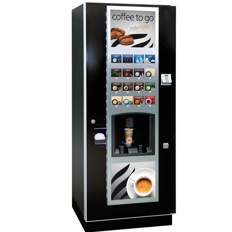 Heißgetränkeautomat Gerhardt CTG