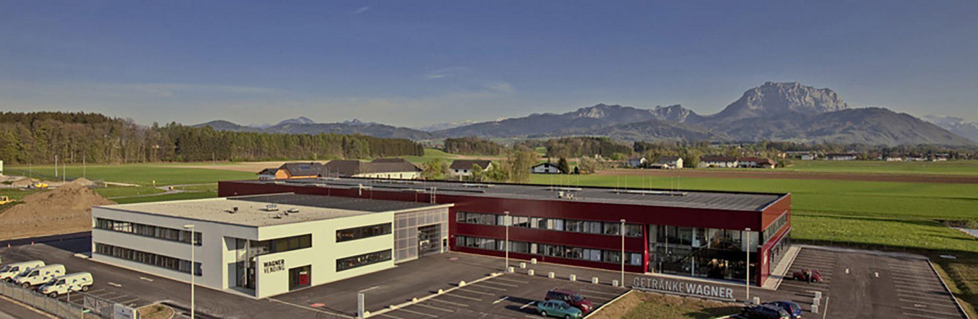 Wagner Vending Firmengebäude neu