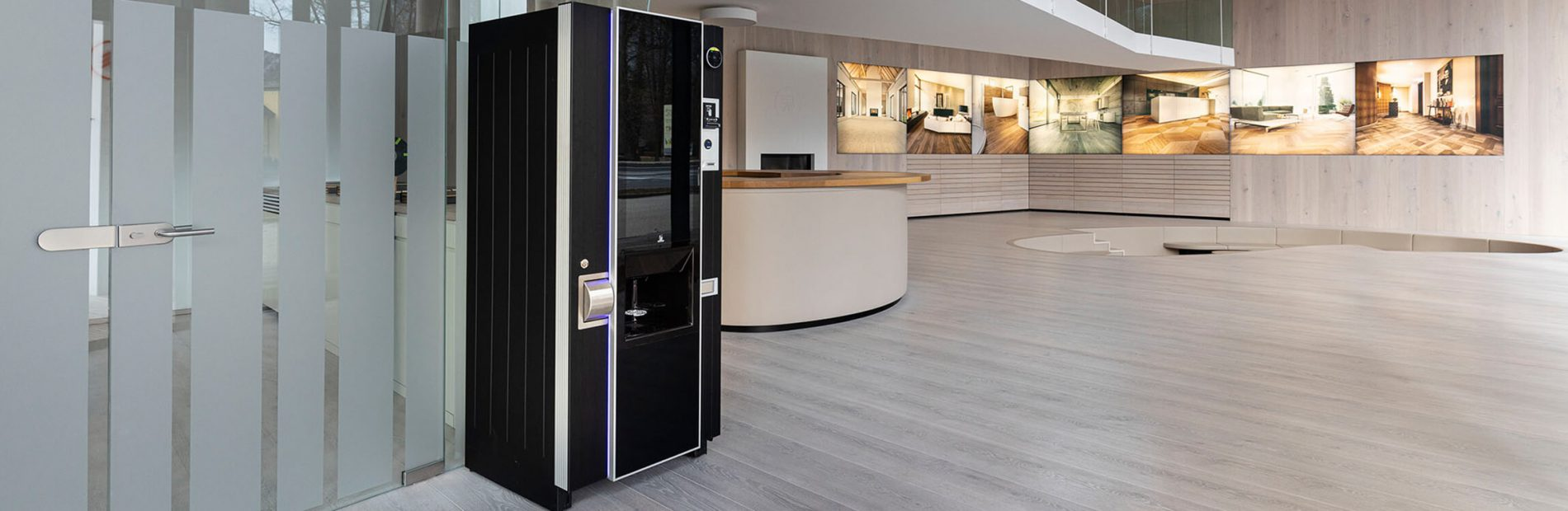 Heißgetränkeautomat S-Serie 2021